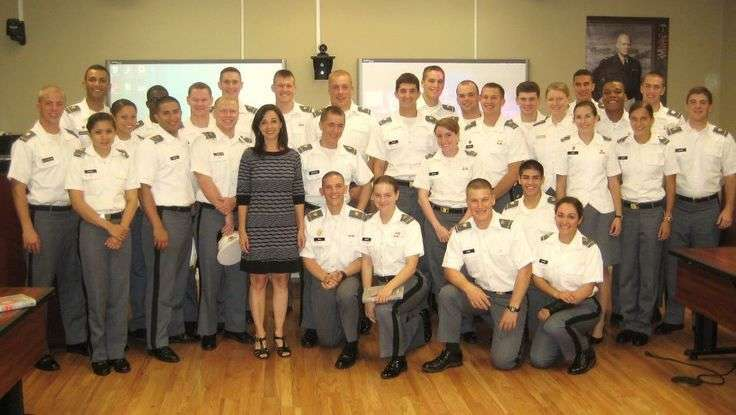 "Susan Cain: At West Point, a Talk About ""Quiet"" Leaders"